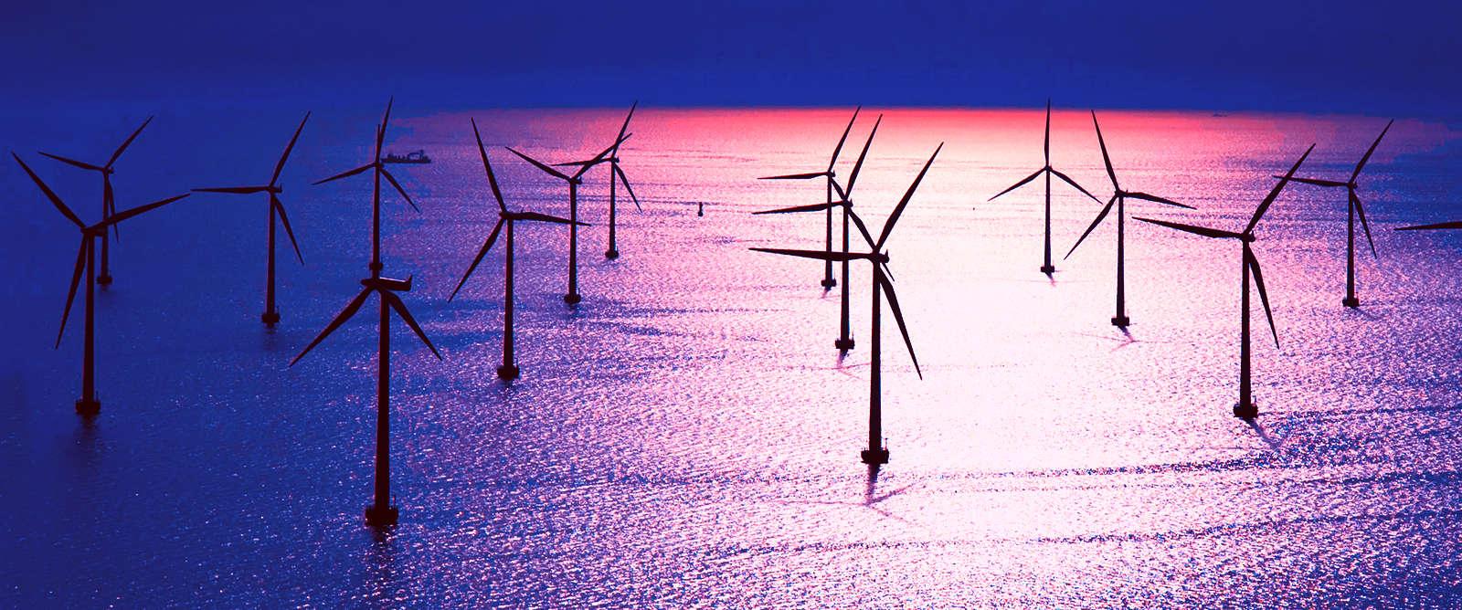 Dinamarca y el monopolio de la energía eólica