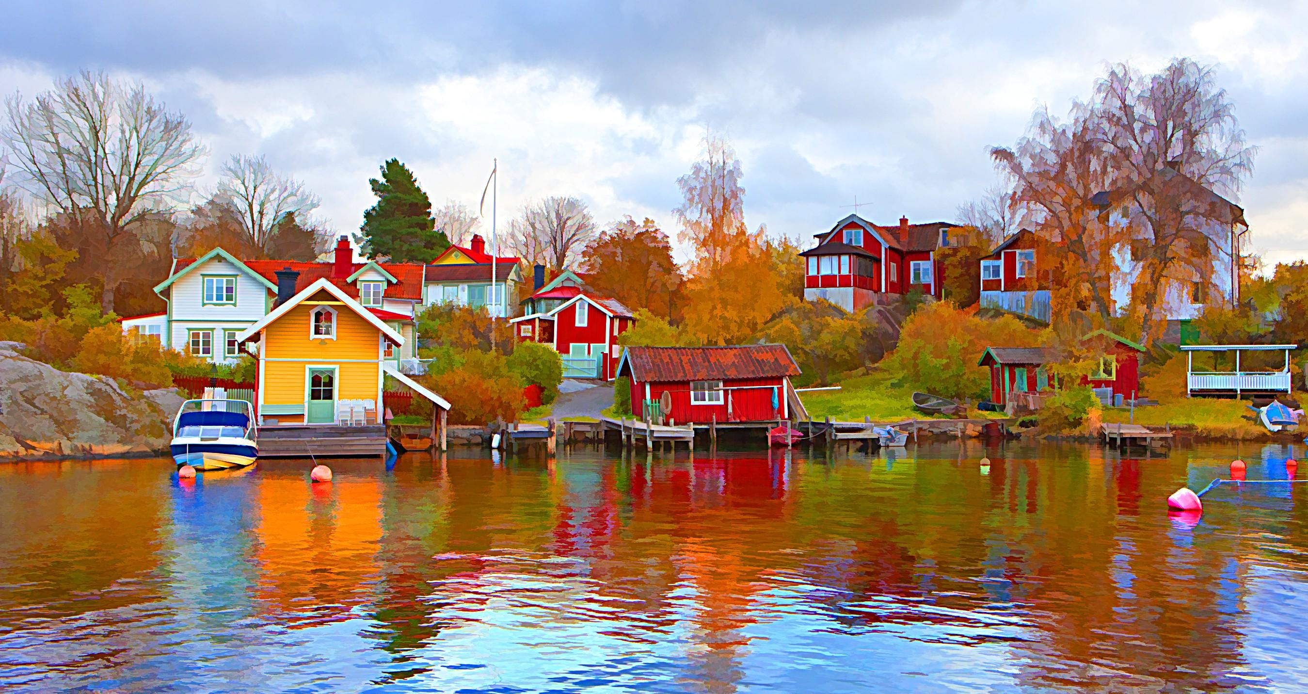 Suecia aspira a la energía hidroeléctrica