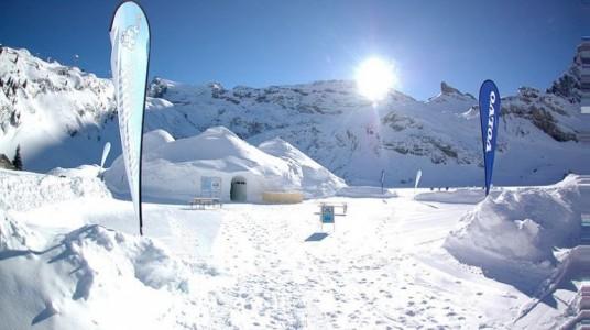 Igloo Village Davos