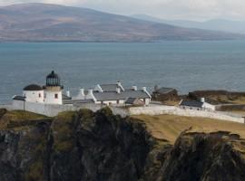 Los faros más bonitos de Europa - Clare Island Lighthouse - Irlanda