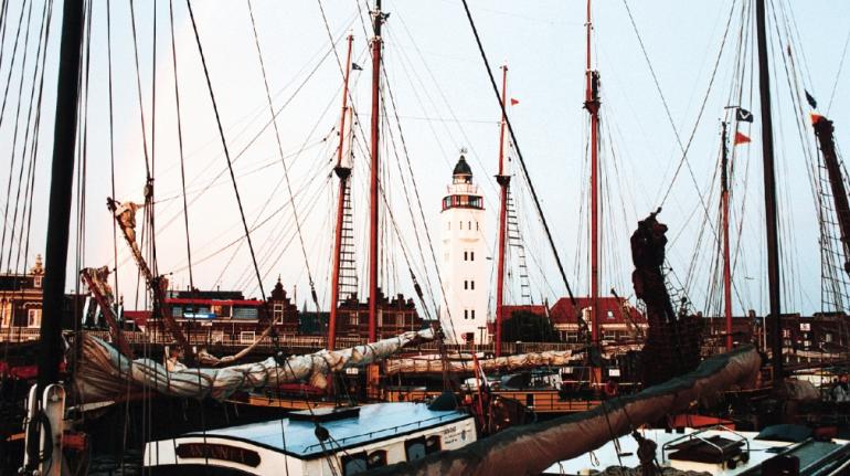 Los faros más bonitos de Europa - Faro de Harlingen - Holanda