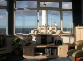 Los faros más bonitos de Europa - Corsewall Lighthouse Hotel - Escocia, Reino Unido