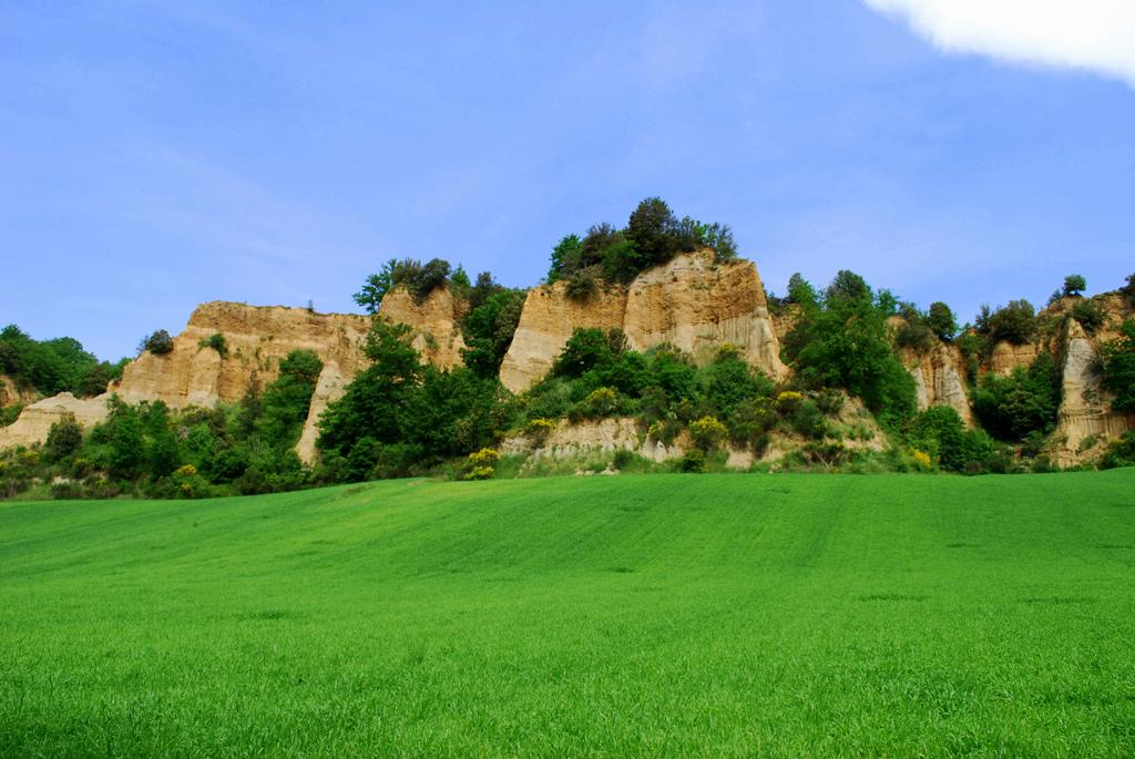 Balze de Valdarno, foto de Renzo Ferrante, via Flickr