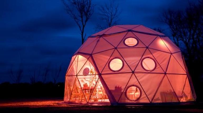 Camp Silver Island HideAway en Países Bajos