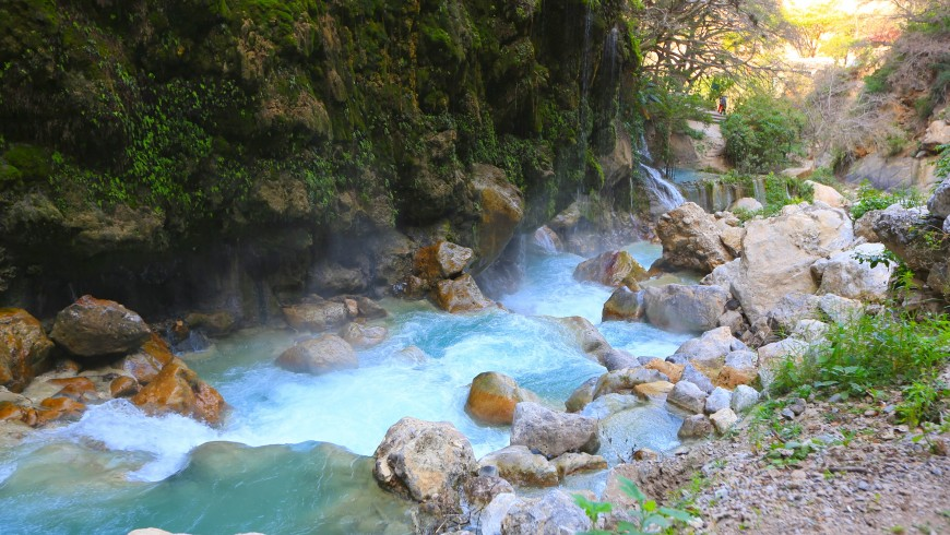 Grutas Tolantongo, México