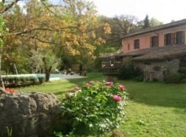 B&B ecológico Casale Hortensiae