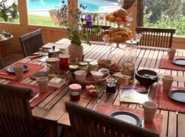 Desayuno ecológico