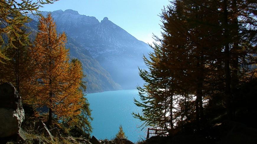Valpelline en otoño