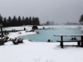 Termas Masse di san Sisto en invierno