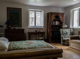 Una de las habitaciones de Casacocò