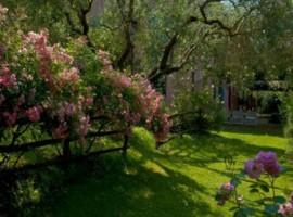 El jardín CasaCocò