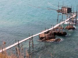 Pesca en la costa abruzzese fotografia de Antonio Castagna via Flickr