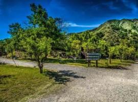Parque botánico y geológico Gole Alcantara
