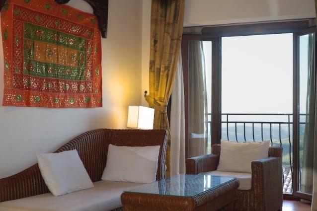 Habitación Junior Suite Estilo marroquí