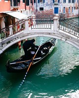 Un puente de Venecia