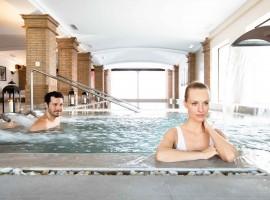 Spa del hotel Barceló La Bobadilla