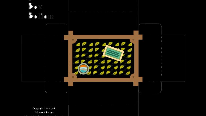 Cómo construir tus cajitas: trasera
