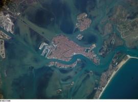 Imagen de Venecia desde arriba