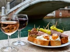 Cichetti, típicas tapas y aperitivos en Venecia