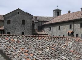 Santuario de La Verna, Italia