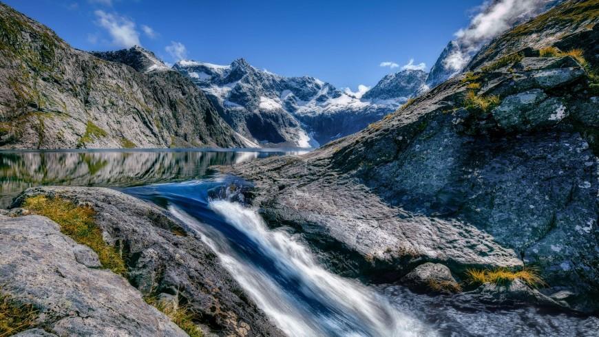 Parque Nacional de Fiorland, Nueva Zelanda