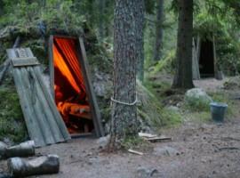 Cabañas del Klarbyn Ecolodge,Suecia. los 19 hoteles más extraños del mundo