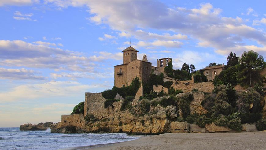 Tamarit, Tarragona, España. Un mar de ensueño: las 30 playas más bellas de España