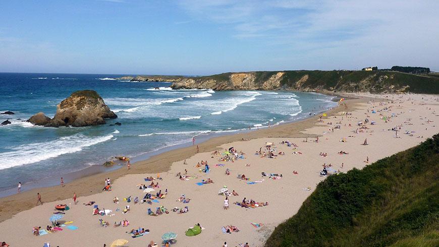 Peñarronda, Asturias, España. Un mar de ensueño: las 30 playas más bellas de España