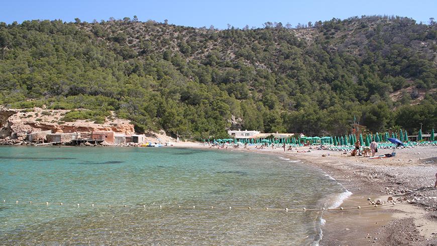 Es Figueral, Ibiza, España. España. Un mar de ensueño: las 30 playas más bellas de España