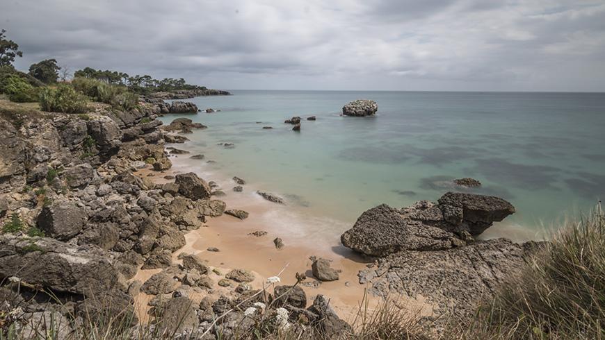 Trengandin, Cantabria, España. Un mar de ensueño: las 30 playas más bellas de España