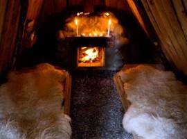 Cabañas del Klarbyn Ecolodge, Suecia.los 19 hoteles más extraños del mundo