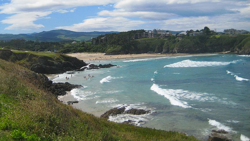 Anguileiro, Asturias, España. Un mar de ensueño: las 30 playas más bellas de España