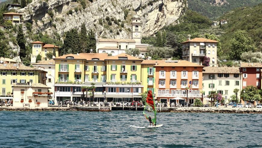 Deportes en el lago de Garda. Ideas green para un fin de semana en el Lago de Garda