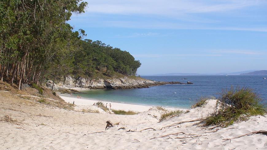 Figueiras, Isole Cìas, Vigo, España. Un mar de ensueño: las 30 playas más bellas de España