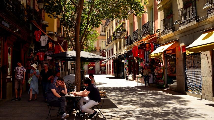Madrid,España. Las 10 capitales más limpias del mundo