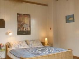 Habitación de la casa B&B Alla Casalta, en los Alpes Alpuanos,Liguria