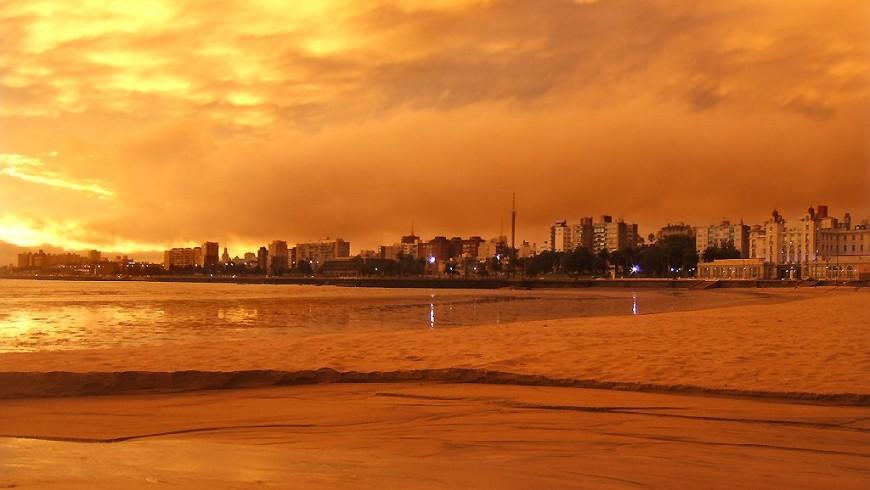 Montevideo, Uruguay. Las 10 capitales más limpias del mundo