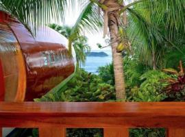Mirador del resort Costa Verde en Costa Rica. Los 19 hoteles más extraños del mundo