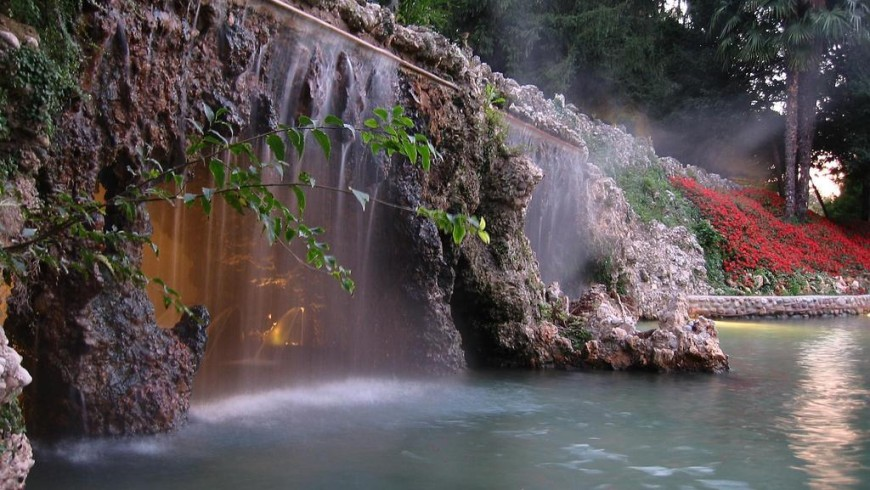 baños naturales de Colà, Ideas green para un fin de semana en el Lago de Garda