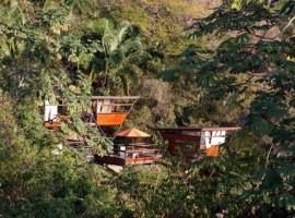 Vistas del exterior del Verana. Los 19 hoteles más extraños del mundo.