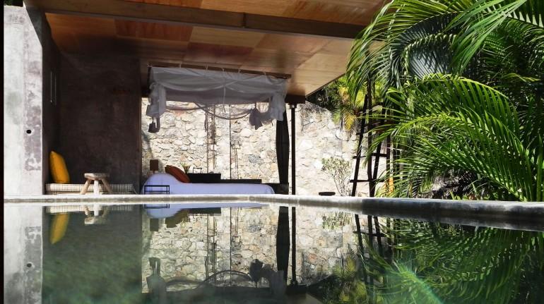 Piscina del Verana. Los 19 hoteles más extraños del mundo.