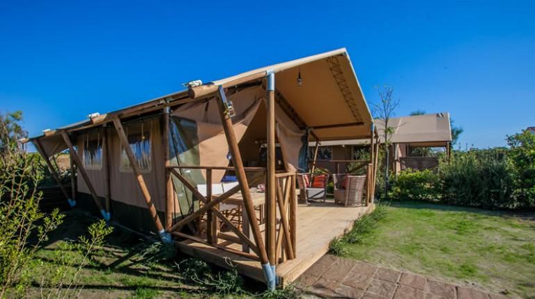 campamento de Capalbio. Los 16 alojamientos insólitos eco-friendly de Italia