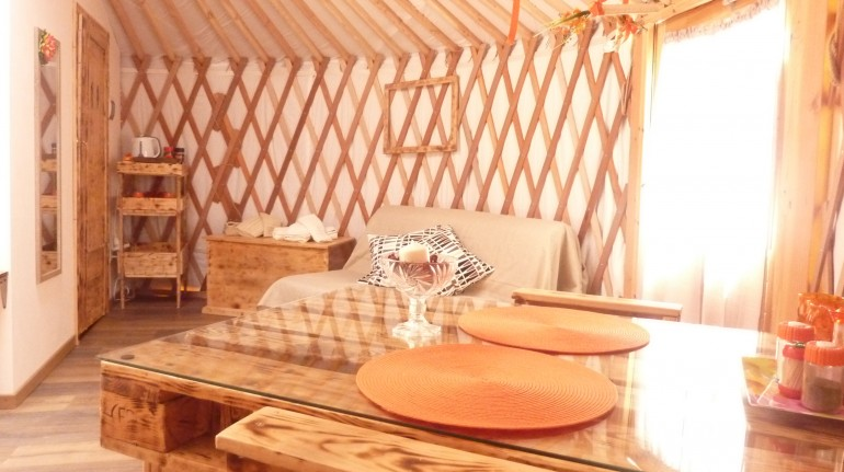 B&B Pietra Serena,Maremma Toscana. Los 16 alojamientos insólitos eco-friendly de Italia