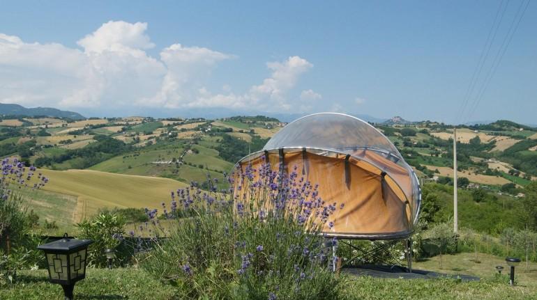 B&B La Casa dei Nonni, Marche. Los 16 alojamientos insólitos eco-friendly de Italia