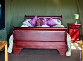 Habitación del Livingstone Lodge, Reino Unido. Los 19 hoteles más extraños del mundo