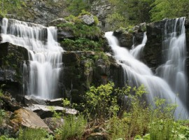 Las Cascadas de Dargagna en Bolonia