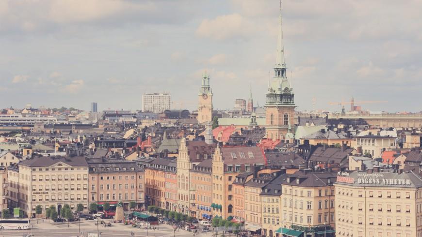 Estocolmo. Las 10 capitales más limpias del mundo