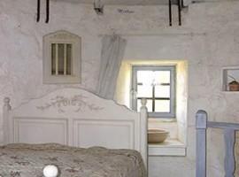 Dormitorio del Moulin de Maître Cornille ,Francia. Los 19 hoteles más extraños del mundo
