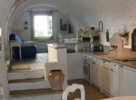 Cocina del del Moulin de Maître Cornille ,Francia. Los 19 hoteles más extraños del mundo