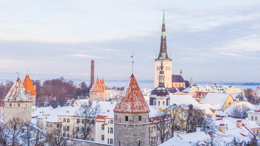 Tallin, Estonia. Las 10 capitales más limpias de Europa.